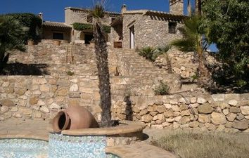 Thumbnail 3 bed villa for sale in 30878 Morata, Murcia, Spain