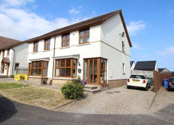 Thumbnail 3 bed semi-detached house for sale in Bridgelea Lane, Conlig, Newtownards