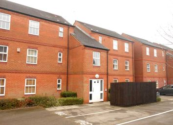 Thumbnail 2 bed flat for sale in Gilbert Close, Nottingham NG5 5Ur