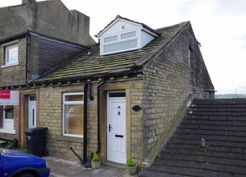 Thumbnail 1 bed cottage to rent in Chancery Terrace, Skircoat Green, Halifax