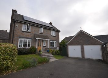 Thumbnail 4 bed detached house for sale in College Way, Gloweth, Truro