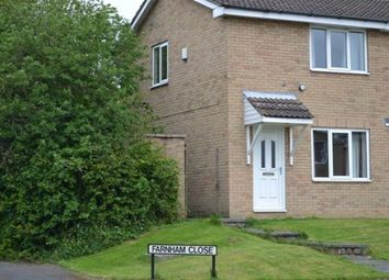 Thumbnail 2 bedroom semi-detached house to rent in Pemberton Road, Newton Aycliffe