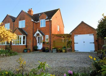 Thumbnail 3 bed semi-detached house for sale in Whistlers Lane, Silchester, Reading
