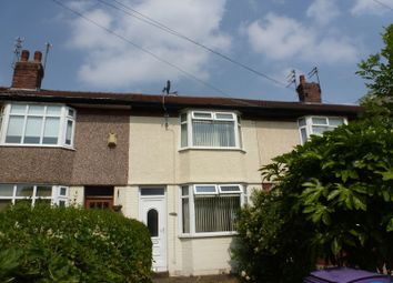 Thumbnail 3 bed terraced house to rent in Westminster Road, Kirkdale, Liverpool