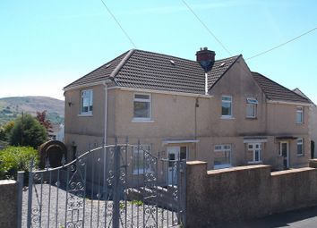 3 bed semi-detached house for sale in Lluest, Ystradgynlais, Swansea, City And County Of Swansea. SA9
