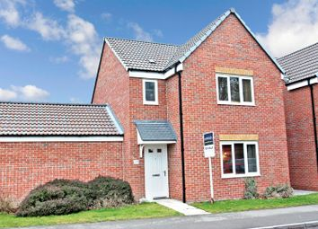 Thumbnail 3 bed detached house for sale in Northfield Lane, South Kirkby, Pontefract