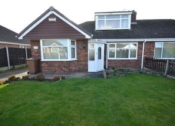 Thumbnail 3 bed bungalow for sale in St. Lukes Grove, Humberston, Grimsby