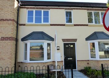 Thumbnail 2 bedroom terraced house to rent in Midland Road, Peterborough