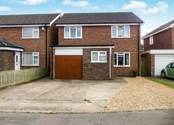 Thumbnail 4 bed detached house for sale in Kingsmith Drive, Raunds, Wellingborough