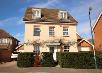 Thumbnail 5 bedroom detached house for sale in Beech Avenue, Swanley