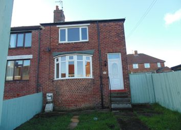 Thumbnail 3 bed end terrace house to rent in Beech Avenue, Murton, Seaham