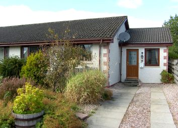 Thumbnail 3 bed semi-detached bungalow for sale in Hillside Avenue, Kingussie