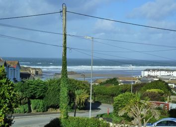 Thumbnail 2 bed flat to rent in Liskey Hill, Perranporth, Cornwall