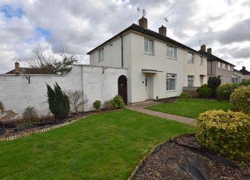 Thumbnail 3 bed semi-detached house for sale in Woodbridge Avenue, Clifton, Nottingham