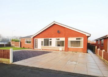Thumbnail 3 bed detached bungalow for sale in Amesbury Drive, Wigan, Lancashire