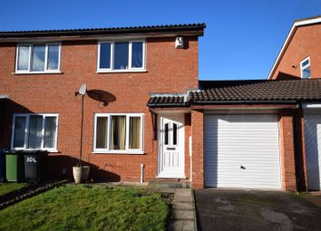 Thumbnail 2 bed semi-detached house for sale in Furness, Tamworth