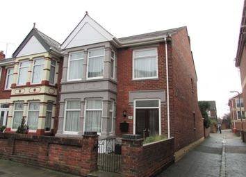 Thumbnail 3 bedroom end terrace house for sale in Meredith Road, Portsmouth