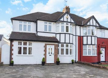 Thumbnail 4 bed semi-detached house for sale in Edgware, Middlesex