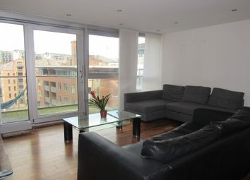 Thumbnail 2 bed flat to rent in The Edge, Salford
