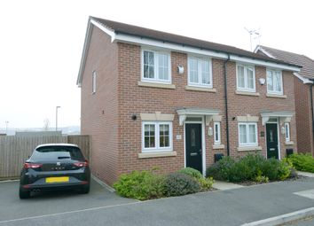 Thumbnail 2 bed semi-detached house for sale in Maudesley Avenue, Chesterfield