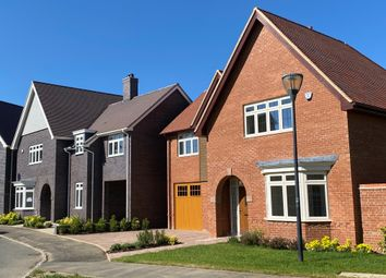 Ladbroke Grove, Monkston Park, Milton Keynes MK10. 4 bed detached house for sale