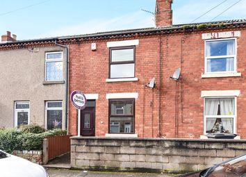 Thumbnail 2 bedroom terraced house for sale in Albert Street, South Normanton, Alfreton