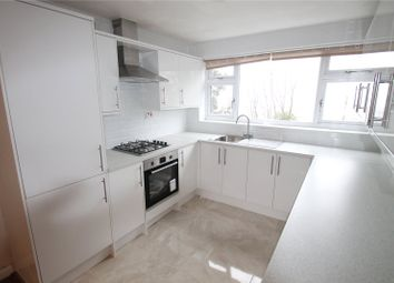Thumbnail 4 bed terraced house to rent in Chestnut Close, Northfleet, Gravesend, Kent
