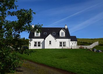 Thumbnail 3 bed detached house for sale in Balmeanach, Glenhinnisdal, Portree