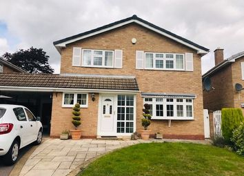 Thumbnail 4 bed detached house to rent in Rockingham Gardens, Sutton Coldfield