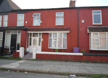 3 bed terraced house to rent in Russell Road, Allerton, Liverpool L18