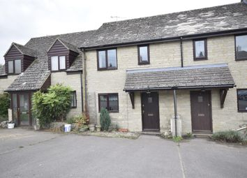 Thumbnail 2 bed terraced house for sale in Brassinton Gardens, Withington, Cheltenham, Gloucestershire