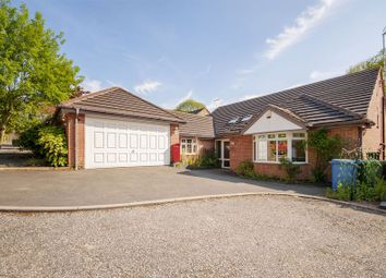 Thumbnail 4 bed detached house for sale in Clipstone Drive, Forest Town, Mansfield