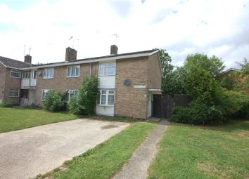 Thumbnail 2 bed end terrace house for sale in Long Gages, Basildon, Essex