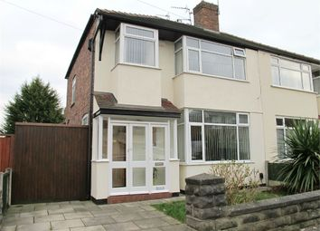 Thumbnail 3 bed semi-detached house for sale in Queenscourt Road, West Derby, Liverpool, Merseyside