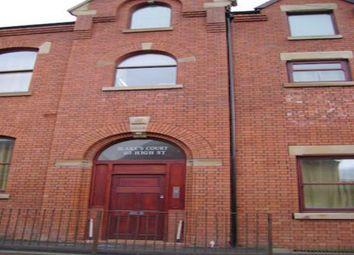 Thumbnail 2 bedroom flat for sale in High Street, Golborne, Warrington