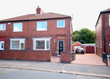 Thumbnail 3 bed semi-detached house for sale in St. Cecilias Road, Belle Vue, Doncaster