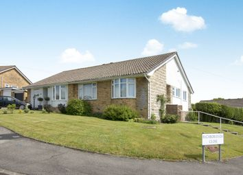 Thumbnail 2 bed semi-detached bungalow for sale in Richborough Close, Hastings