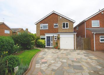 Thumbnail 4 bed detached house for sale in Rosewood Close, Sidcup