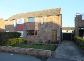 Thumbnail 3 bed semi-detached house for sale in Blackstock Crescent, Sheffield