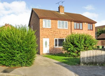 3 bed semi-detached house for sale in Wentworth Close, Camblesforth, Selby YO8