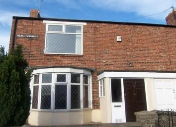 Thumbnail 2 bed end terrace house to rent in Alma Terrace, Durham