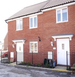 Thumbnail 2 bed end terrace house to rent in Angelica Drive, Bridgwater