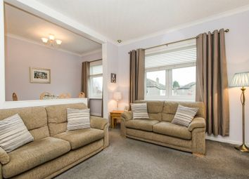 Thumbnail 3 bed flat for sale in Burnfoot Drive, Cardonald, Glasgow