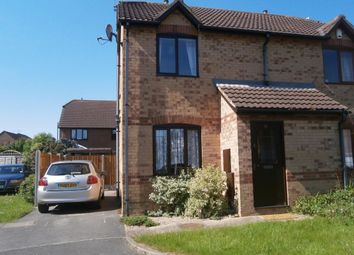 Thumbnail 2 bed semi-detached house to rent in Boundary Close, Edlington, Doncaster