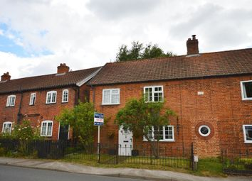 Thumbnail 3 bed cottage to rent in The Street, Westleton, Saxmundham