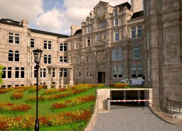 Thumbnail 1 bed flat for sale in Mount Stuart Square, Cardiff