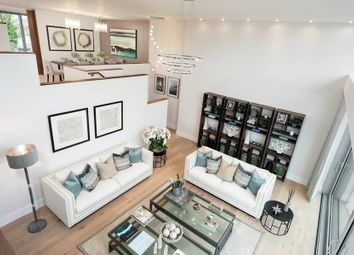 "Thumbnail 3 bed flat for sale in ""6 24 The Crescent"" at West Coates, Edinburgh"