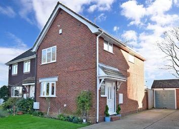3 bed semi-detached house for sale in Millfield Road, West Kingsdown, Sevenoaks, Kent TN15