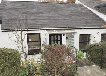 Thumbnail 2 bed semi-detached bungalow to rent in Trenowah Road, St. Austell