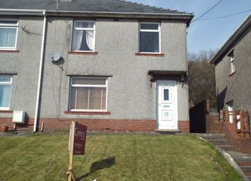 Thumbnail 3 bed semi-detached house for sale in Maes Y Felin, Pontyberem, Pontyberem, Carmarthenshire